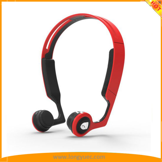 fca8cf13d44 Bone Conduction Bluetooth Headphone for Mobile Phones, Tablets, iPad All  Bluetooth Devices