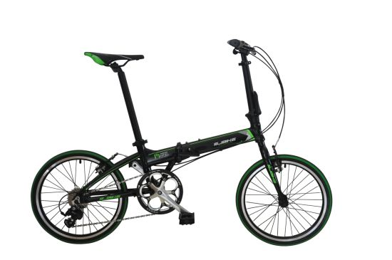 Alloy Frame 7 Speed OEM Folding Bike