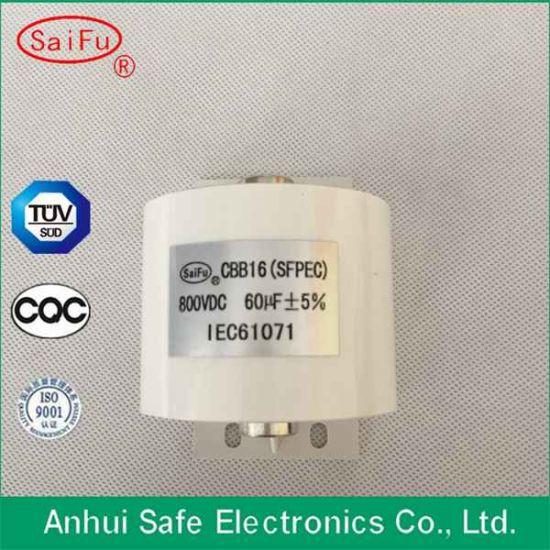 DC Link Capacitor Cbb15 1UF 1200VDC