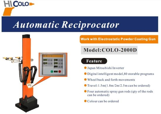 Automatic Reciprocator Colo-2000d pictures & photos