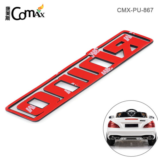 China Top Quality Professional Custom 3d Car Logo Emblem Metal Badge