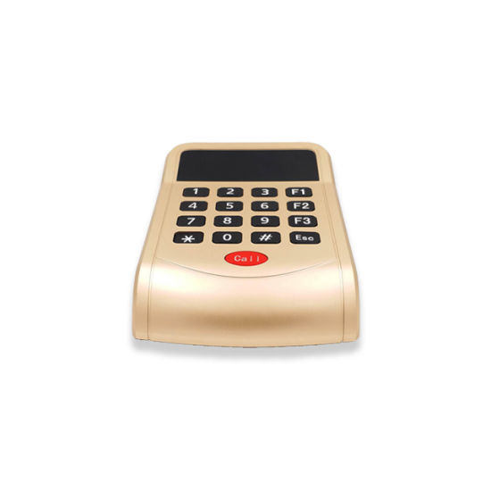 Wireless Cafe Waiter Call System Queue Calling Restaurant Paging System