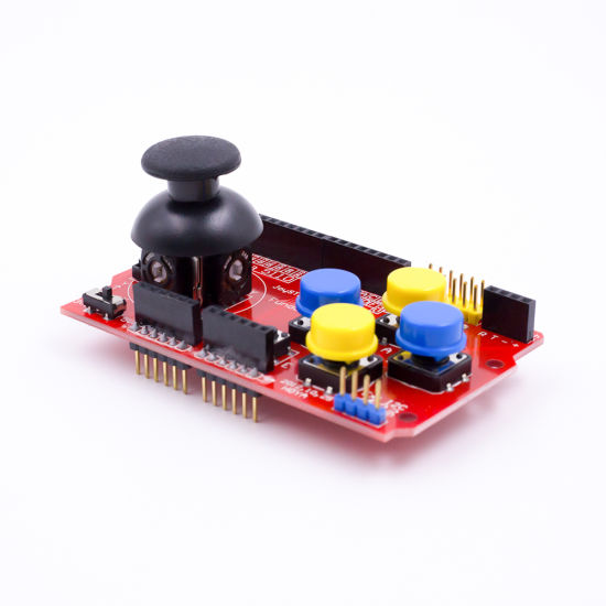 Joystick Shield Module Robotics Control for Uno