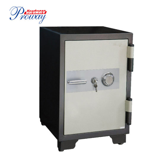 Fireproof Safe with Strong Locking Mechanism