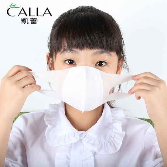 Wholesale Price 3ply Earloop Disinfect Protective Mask for Baby Children