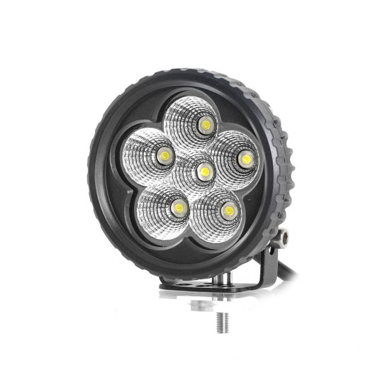 4'' Round Wholesale Reflector CREE LED Work Light for SUV ATV Tractor