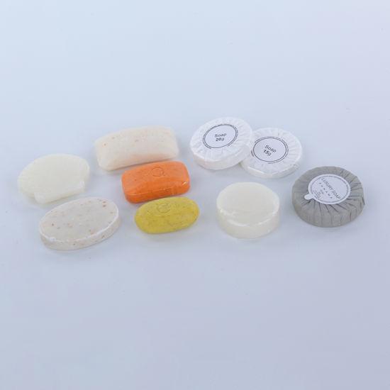 Hotel Supply Round Spuare Shape 15g 20g 30g Bath Soap