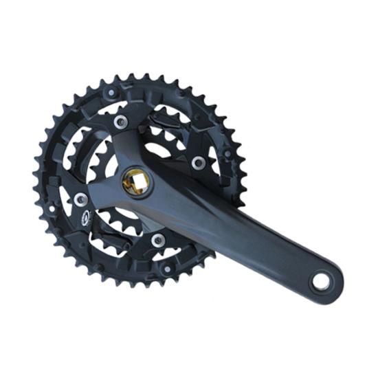 Steel Bicycle Chainwheel and Crank Set