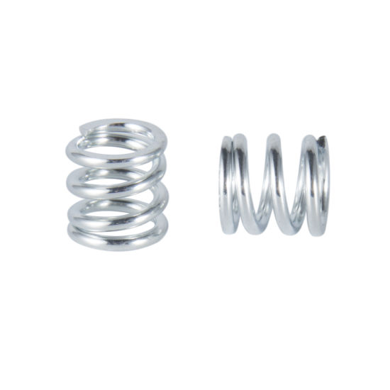 Zinc-Plated Spring for Grinding Head Can Be Customized