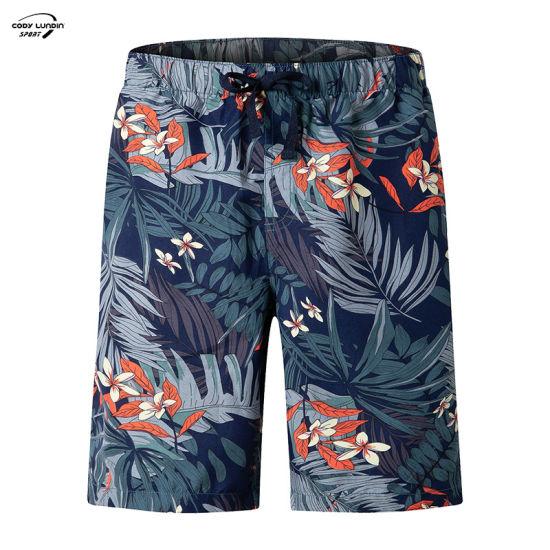 Cody Lundin Healong Wholesale Sportswear Men's Sublimation Printing Beach Shorts Board Shorts