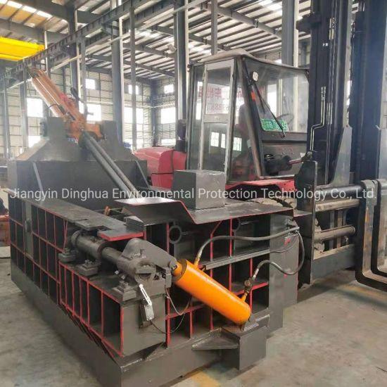 Y81 Various Sizes Full Automatic Scrap Steel Ferrous Metal Hydraulic Baler for Sale