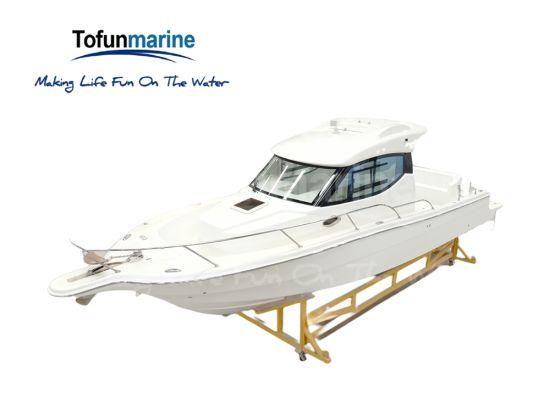 10.7m Fishing Boat/Fiberglass Boat/Power Boat/Speed Boat/Yacht/Motor Boat