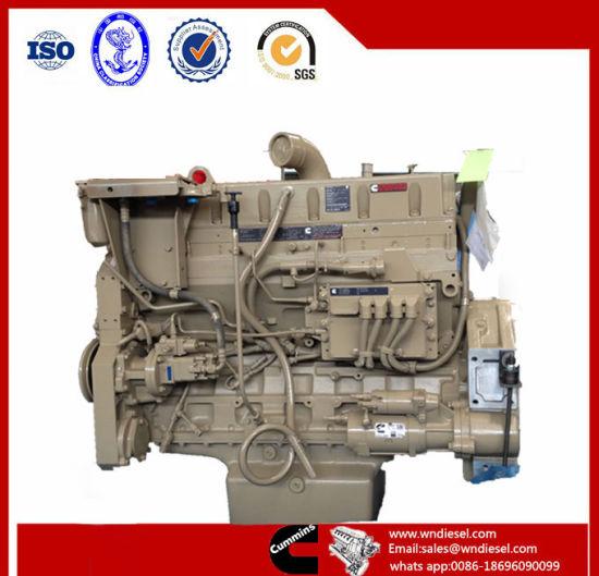Cummins Qsm11 Diesel Engine Motor CPL2828, CPL8545