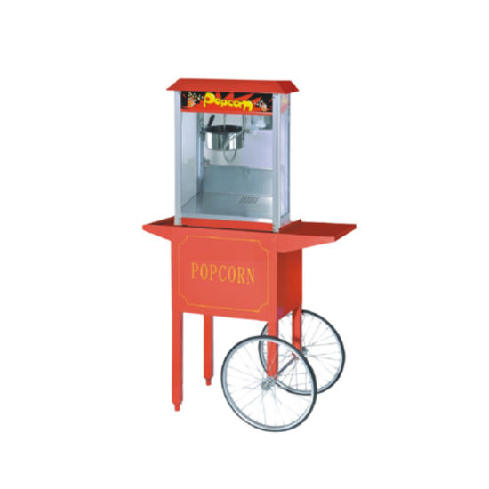 Electric Popcorn Machine with Cart Sc-P03 pictures & photos