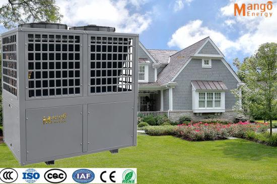 Evi Low Temperature 80kw Heat Pump