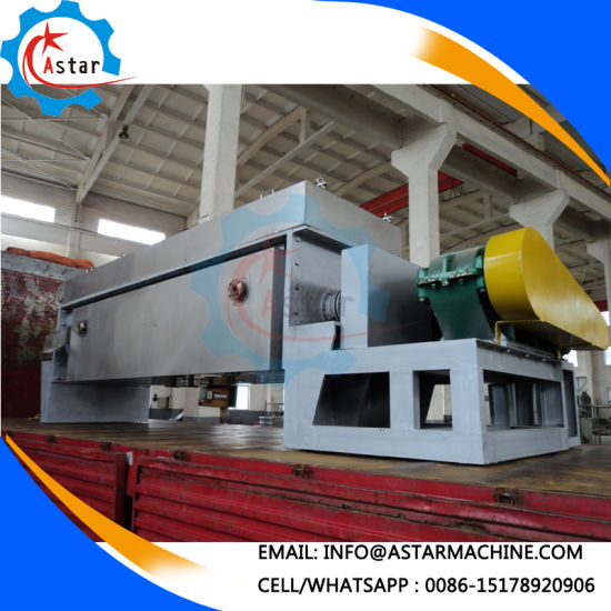 Electroplating Sewage Sludge Hollow Paddle Dryer Paddle Drying Machine pictures & photos