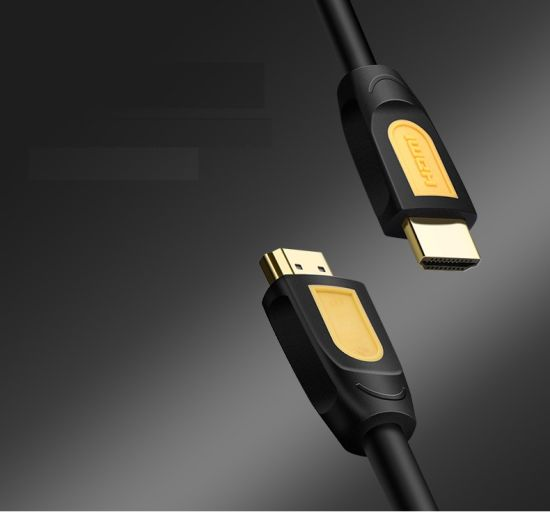 4096p*2160p LCD TV Gold Plated HDMI Cable for xBox PS4 (SY120)
