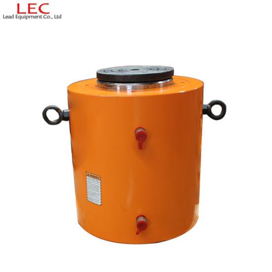 Lec 630 Ton Long RAM Double Acting Hydraulic Cylinder for Bridges