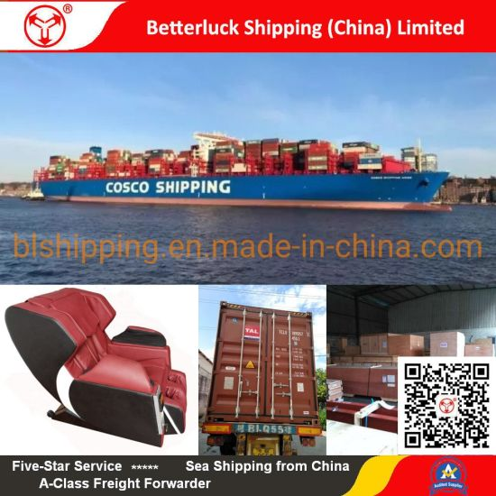 Shipping Freight Logistics Services from Guangzhou China to Dubai