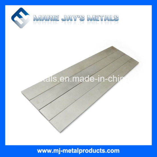 High Precision Tungsten Carbide Strips for Industry pictures & photos