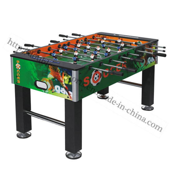 Interesting Wooden Football Soccer Table Game Tables