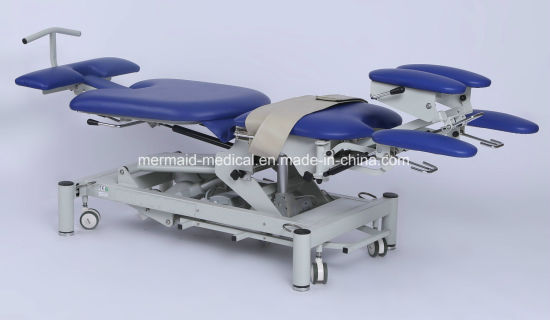Me07 Medical Treament Table Electric Chiropractic Manipulation Table pictures & photos