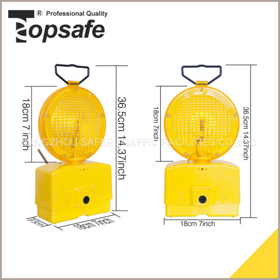Road Warning Light with CE Certificate (S-1302)