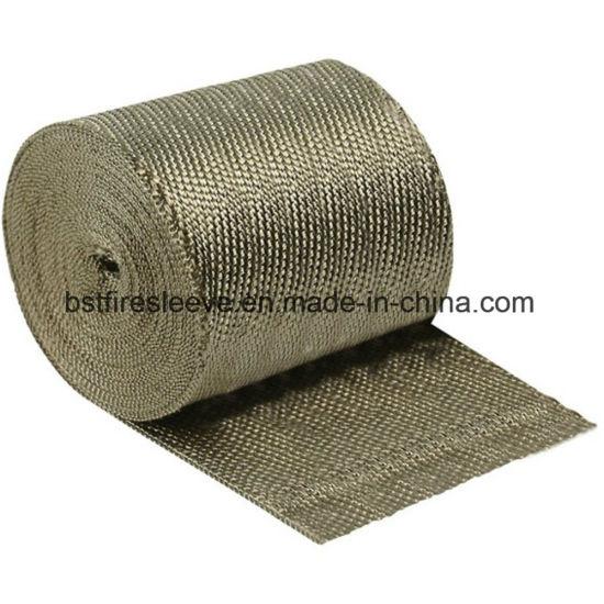 Heat Protection Basalt Fibre Glass Tape