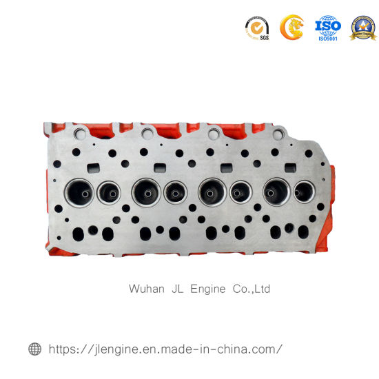 Diesel Engine Spare Part S4s Cylinder Head for Heavy Construction
