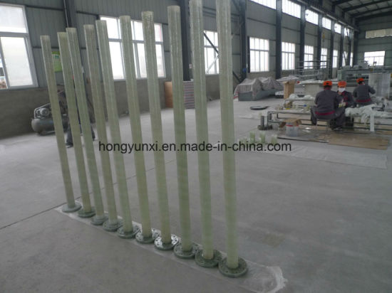 Fiberglass Reinforced Plastic Pipes and Fittings