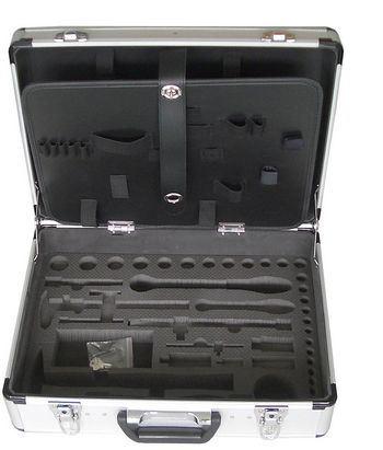 Cheap Portable Durable Aluminum Barber Tool Case