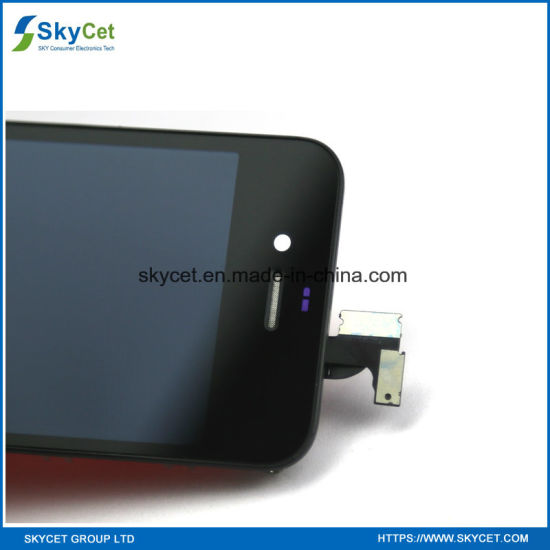 Original LCD Mobile Phone LCD Screen for iPhone 4/4s pictures & photos