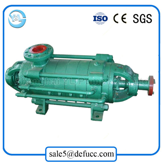 High Flow Rate High Head Multistage Centrifugal Field Irrigation Pump pictures & photos