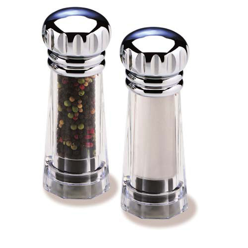 Wholesale Acrylic Manual Salt Pepper Mill with Cheaper Price pictures & photos