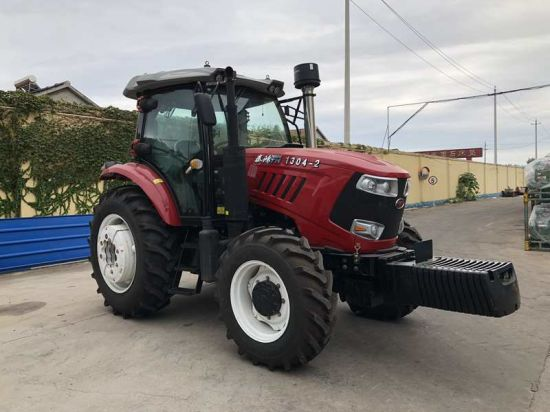 New Designed 130HP 4WD Tractor with Air-Condition Cabin Factory Supply