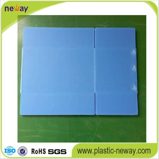 Packing Industrial Use and Recyclable Feature Corrugated Plastic Carton Box pictures & photos