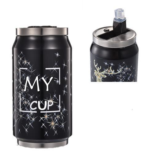 Sucking Vacuum Colar Bottle with 3D Photo Printing pictures & photos