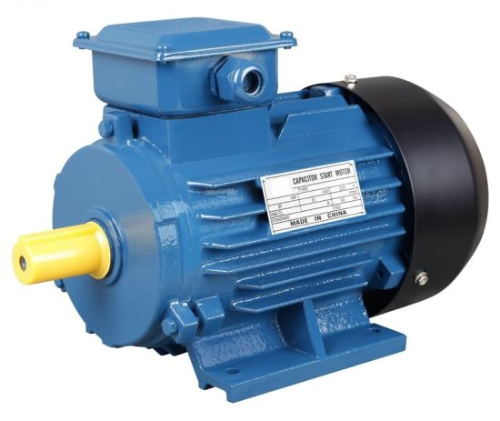 Y Series Three Phase AC Electric Motor 7.5HP pictures & photos