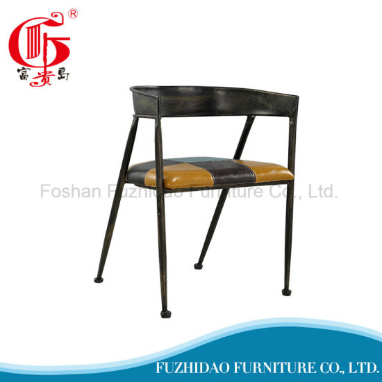 Wholesale Metal Cafe Restaurant Dining Chair (C109)