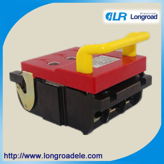 Hr6 Series 160A Fuse Type Isolating Switch, High Precisionfuse Switch Disconnector pictures & photos