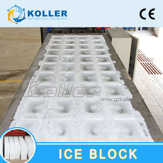 Koller Dk10 Automatic Ice Block Machine, Ice Maker for Africa pictures & photos