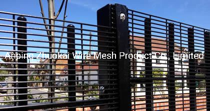 Factory Supply Wholesale Price 4mm Wire 358 Anti Climb High Security Fence