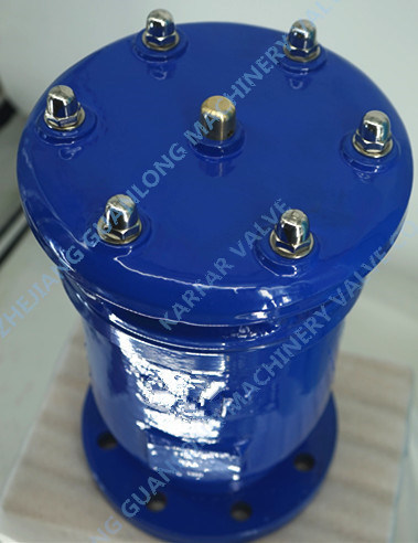 (FGP4X) Vacuum Breaker Suction Intergral Combined Gas Air Release Valve pictures & photos