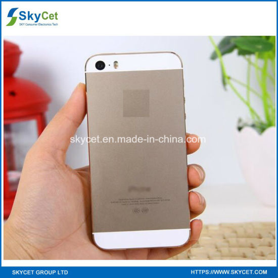 Original Mobile Phones for iPhone 5 5s 5c 5se pictures & photos