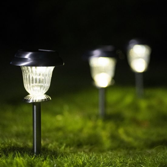 China Solar Lights Outdoor Stainless