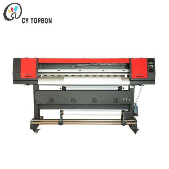 Large Format Inkjet Digital Eco Solvent Printer for Photo Paper Printing