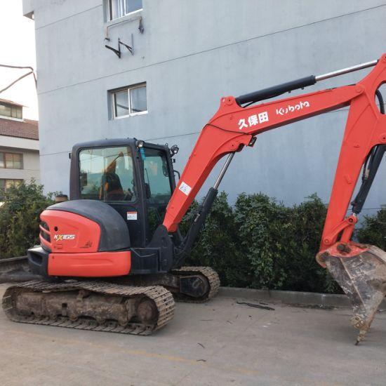 Used Kubota Kx165 Crawler Excavator in Lowest Price with High Quality