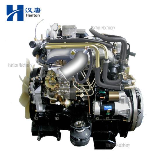 Isuzu Diesel Engine 4JB1T series for Auto and Truck