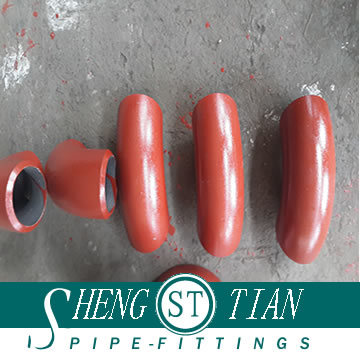 Coatng Fittings 90d Elbow Pipe Fittings pictures & photos