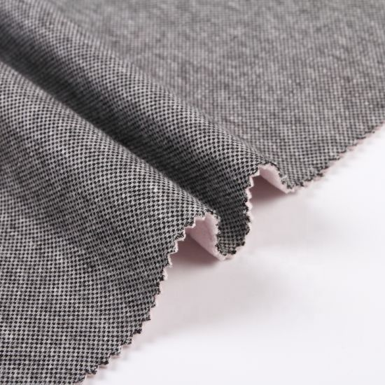 100% Polyester Suede Bonded Knitted Polyester Soft Plush Fur Fabric